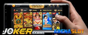 Aplikasi Joker123 Android