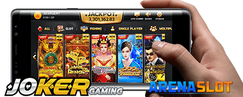 Cara Download Aplikasi Joker123 Android | ArenaSlot