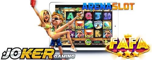 Game Mesin Slot Online Agen Fafaslot Terbaik Ini