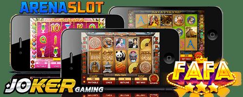 Situs Permainan Judi Slot Online Joker123 & FafaSlot