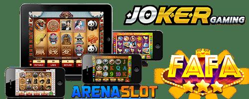 Situs Judi Slot Joker123 & FafaSlot Terbaru di Indonesia