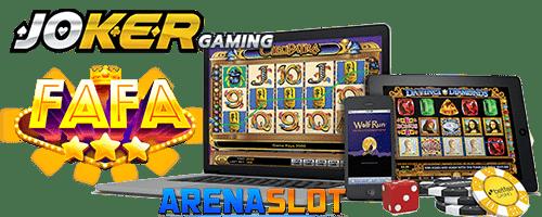 Panduan Daftar Slot Uang Asli Joker123 & FafaSlot