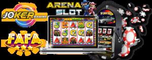 Slot Bank BRI