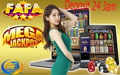 Deposit 24 Jam Bank BRI Game Fafa Slot & Joker gaming