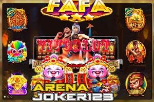 Vivo Slot Sejenis Game Fafaslot & Joker123