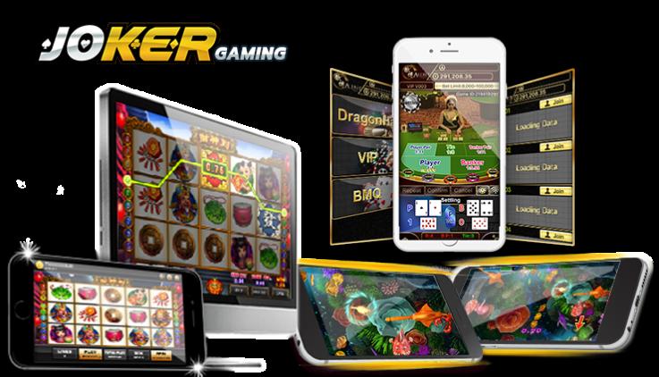 Arena Game Ikan Joker Gaming Terbaik & Teraman