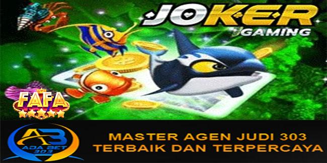 Agen Tembak Ikan Joker gaming & Fafaslot Indonesia