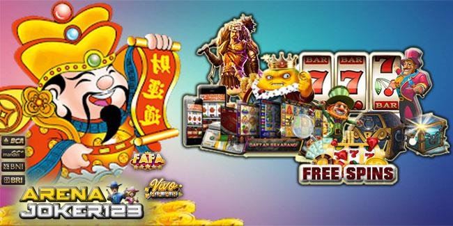 Slot Online Gaming Terbaru Indonesia Bank Lokal